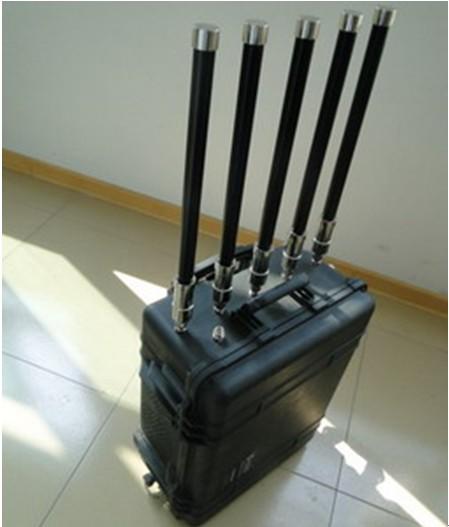 High Power Wireless Anti-explosion Jammer