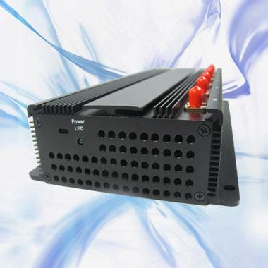 High Power 6 Antenna GPS, WiFi, VHF, UHF and Cell Phone Jammer