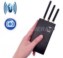 Portable Wireless Block - Wifi,Bluetooth,Wireless Video Audio Jammer