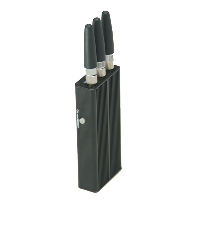 Cell phone jammer MS | mini portable cell phone & gps jammer