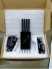 Portable Handheld UHF 4 Bands Signal Jammer
