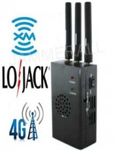 Jammer for LoJack, 4G and XM radio