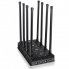 210W Medium Power 8 Antennas Desktop 5G Cell Phone Signal Jammer All 2G 3G 4G 5G Bands Blocker Cover Range up to 150m