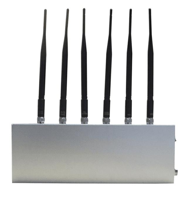 6 antenna - 16 Antennas Signal Blocker