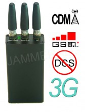 Mini Portable Cell Phone Jammer