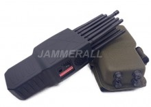 12 Antennas All-in-One Handheld Mobile Phone Jammer 2G/3G/4G + LOJACK + GPSL1L2L5 + WIFI + RC