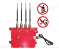 Waterproof Blaster Shelter Cell Phone Signal Jammer