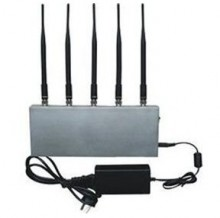 5 Band Cell Phone Signal Blocker Jammer
