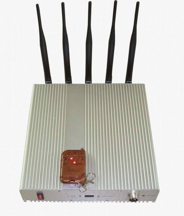 Cell phone jammer with remote - cell phone jammer Burien