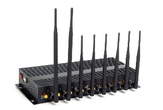 Signal jammers for sale | Buy Mini Cell Phone Jammer cuts off 3G, CDMA GSM DCS PCS Latest new Products, price $105