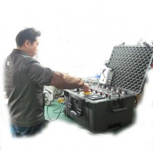 320W High Power Multi Band Jammer (Waterproof & shockproof design)