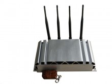 Adjustable Cell Phone Jammer with Remote Control
