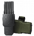 All-in-one 12 Antennas Handheld Mobile Phone Jammer 4G/3G/2G + WiFi(2.4G, 5.8G)+ GPS + 315/433/868 Car Remote Control Blocker